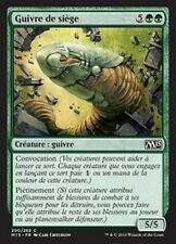 MTG Magic M15 - (4x) Siege Wurm/Guivre de siège, French/VF