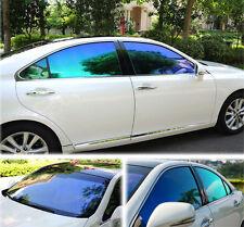 74%VLT Chameleon Side Window Tint Car Film Home Scratch Resistant 60''X12''