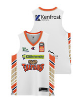 Cairns Taipans 20/21 Youth Authentic Away Jersey, NBL Basketball