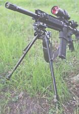 "13"" to 27"" Harris Style Long Range Shooting Swivel Bipod for Hunting Rifle Gun"