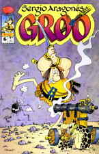 Groo (Image) #6 VF; Image | save on shipping - details inside