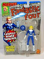 1994 Marvel Super Heroes (Fantastic Four) Invisible Woman Action Figure