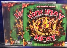 Insane Clown Posse - Holiday Heat Pre Ordered Signed Cover SEALED CD twiztid icp