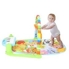 Musik Erlebnisdecke mit Spielbogen Babydecke Krabbeldecke Spielmatte Baby  Decke