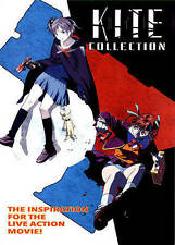 KITE COLLECTION DVD THE INSPIRATION FOR THE LIVE ACTION MOVIE BRAND NEW SEALED
