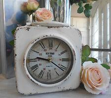 Living Room Metal Vintage/Retro Square Wall Clocks