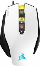 Corsair Gaming CH-9300111 M65 PRO RGB Gaming Mouse LED 12000 DPI Optical white