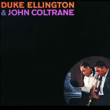 Duke Ellington & John Coltrane - Ellington & Coltrane [New Vinyl LP] Bonus Track