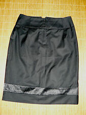Knielange H&M Damenröcke im A-Linien-Stil aus Viskose