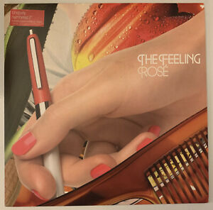 """The Feeling - Rosé 7"""" Single (Numbered)"""