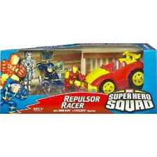 Superhero Squad repulsori Racer + IRON MAN & Cyclops