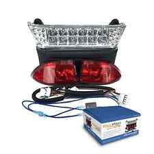 Club Car Precedent Electric Golf Cart ALL LED Light Kit 2004-2008.5