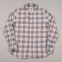 Penfield Pincourt Check Shirt - White