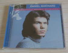CD ALBUM BEST OF MASTERS COLLECTION DANIEL GUICHARD 17 TITRES 2003 NEUF