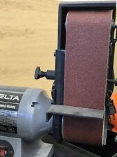 Delta Bench Grinder And Belt Sander Combo