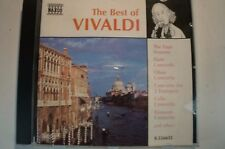 The Best of Vivaldi The Four Seasons Flute Concerto Oboe Concerto and othersCD63