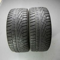 2x Pirelli Sottozero Winter 240 255/35 R20 97V Winterreifen DOT 3811 5 mm