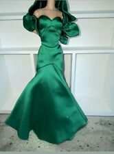 Integrity Toys DIVINE EVENING Victoire Roux Green Gown Fashion Luxe Life Poppy