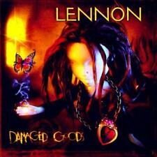 LENNON - Damaged Goods (CD 2006) USA Import EXC-NM Hard Rock Goth Metal