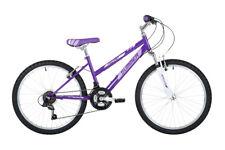 """Freespirit Verano 24"""" Bicicleta de Montaña para Mujer Morado"""