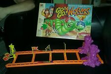Vintage 1993 Milton Bradley Go Go play Worms kids Game Complete Good Condition