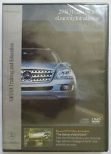"MERCEDES BENZ MBUSA TRAINING & EDUCATION ""2006 M-CLASS"" DVD - BRAND NEW"