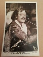FRED TERRY ( EDWARDIAN ACTOR ) ~ B&W PHOTO POSTCARD POSTED 1909