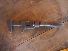 Antique adjustable Wrench Vintage Tools Shop Garage Collect