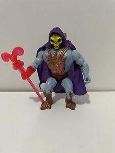 Laser-Light Skeletor Masters Of The Universe 1988 Mattel Action Figure
