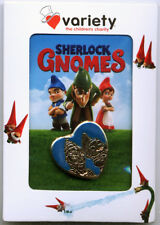 SHERLOCK GNOMES PIN - 2018 -  VARIETY - THE CHILDREN'S CHARITY PIN