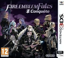 FIRE EMBLEM FATES CONQUETE VF console Nintendo 3DS 2DS XL NEW ++ 100% NEUF ++