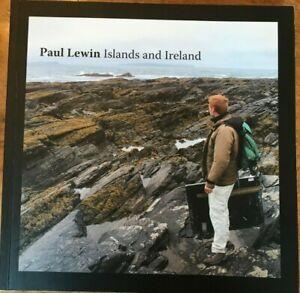 Paul Lewin Islands and Ireland Scarce Irish Artist Monograph