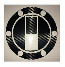 APRILIA RS125 1999 - 2011 Carbon Fiber Effect Fuel Cap Protector Cover Decal