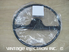NEW Willys Jeep Truck / Pickup Station Wagon BLK STEERING WHEEL & HORN BUTTON