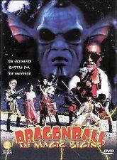 Dragon Ball - The Magic Begins (DVD, 2000)