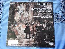 LP Friedrich II Der Grosse - Flotenkonzerte Und Sinfonien Frederick the Great Ca