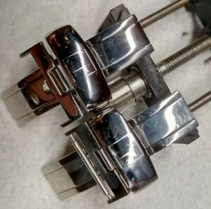 TISSOT Watch Strap Deployment Clasp Buckle Bracelet Clasp Pre Owned OEM parts