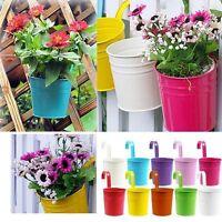 Fleur Suspendu Pot Jardinière Suspendus Pots Pot De Fleur Jardin Balcon Décor