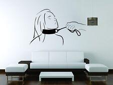 BDSM 50 Shades Grey Wall Mural Vinyl Decal Sticker Decor Sex Hard Submissive