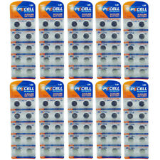 200pcs LR44 Bulk Button Cell Batteries AG13 A76 357 157 1154 Alkaline PKCELL