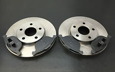 FORD FOCUS MK2 MK3 C-MAX FRONT 300mm BRAKE DISCS AND PADS 2005-2012