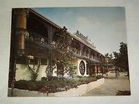 VINTAGE BLACKIE'S HOUSE OF BEEF WASHINGTON DC  POSTCARD