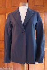 Lafayette 148 New York Contemporary Wool jacket blazer PLUM $398 NWT SAVE $340