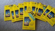 Brand New, Unactivated Sealed H2O Standard Sim Card Starter Kit
