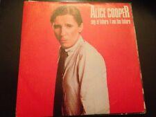 "ALICE COOPER SPANISH 7"" SINGLE SPAIN I'M THE FUTURE - HARD ROCK"