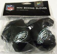 NIP NFL 4 INCH MINI BOXING GLOVES - PHILADELPHIA EAGLES