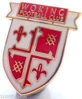 Woking Football Club Pin Badge