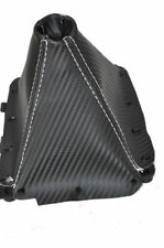 FITS HONDA CIVIC TYPER PRELUDE S2000 CRX CARBON FIBER WHITE
