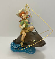 "Walt Disney American Folk Heroes ""Slue Foot Sue"" Figurine WDCC Preowned"
