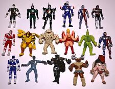 VINTAGE | Power Rangers/VR Troopers/Other | Bandai 90's Toys + Accessories